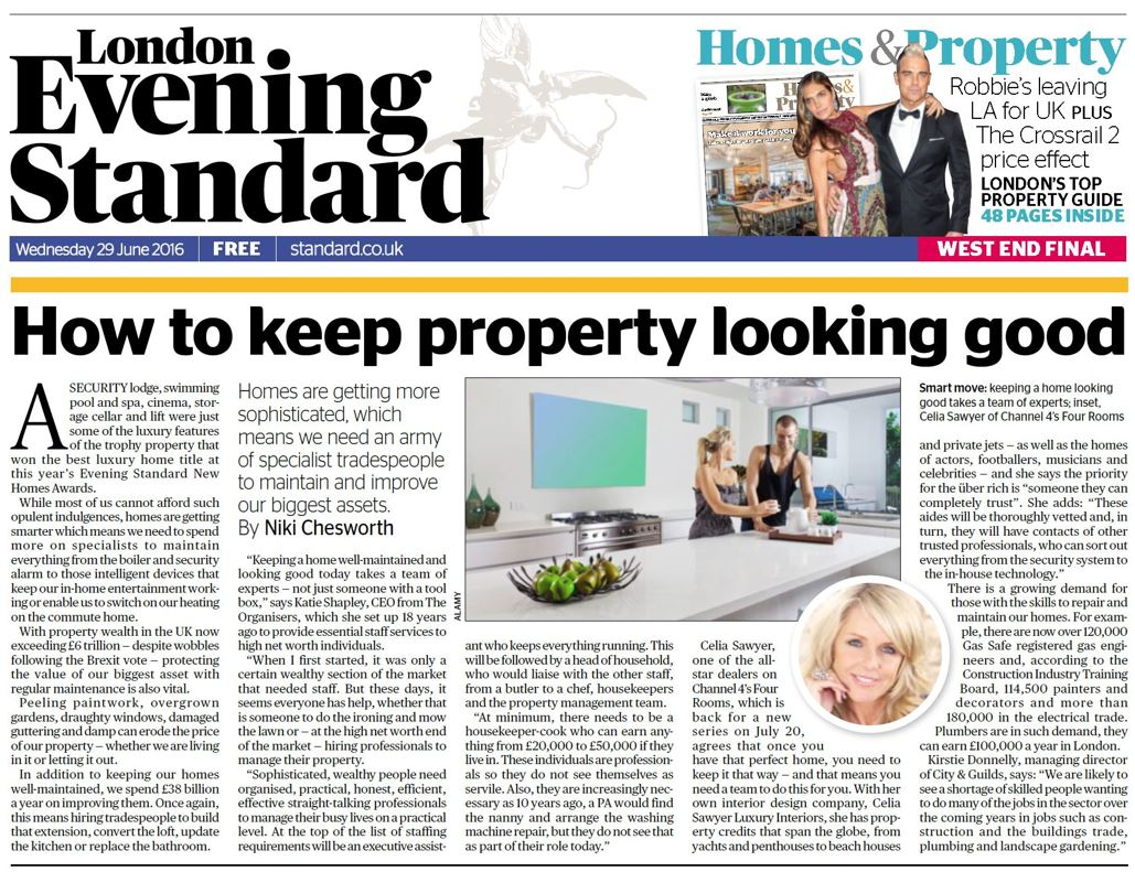 Property Websites London