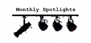Monthly Spotlight 300x143 - MONTHLY SPOTLIGHTS - NOVEMBER 2019