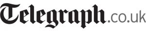 Telegraph logo 300x64 - THE ORGANISERS FEATURE IN THE TELEGRAPH