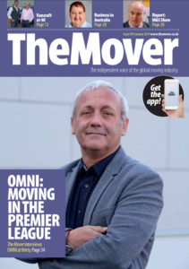 Mover Picture 211x300 - THE ORGANISERS FEATURE IN 'THE MOVER' FOR A SECOND TIME!