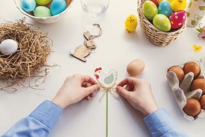 easter decorating tips - EASTER DECORATING TIPS